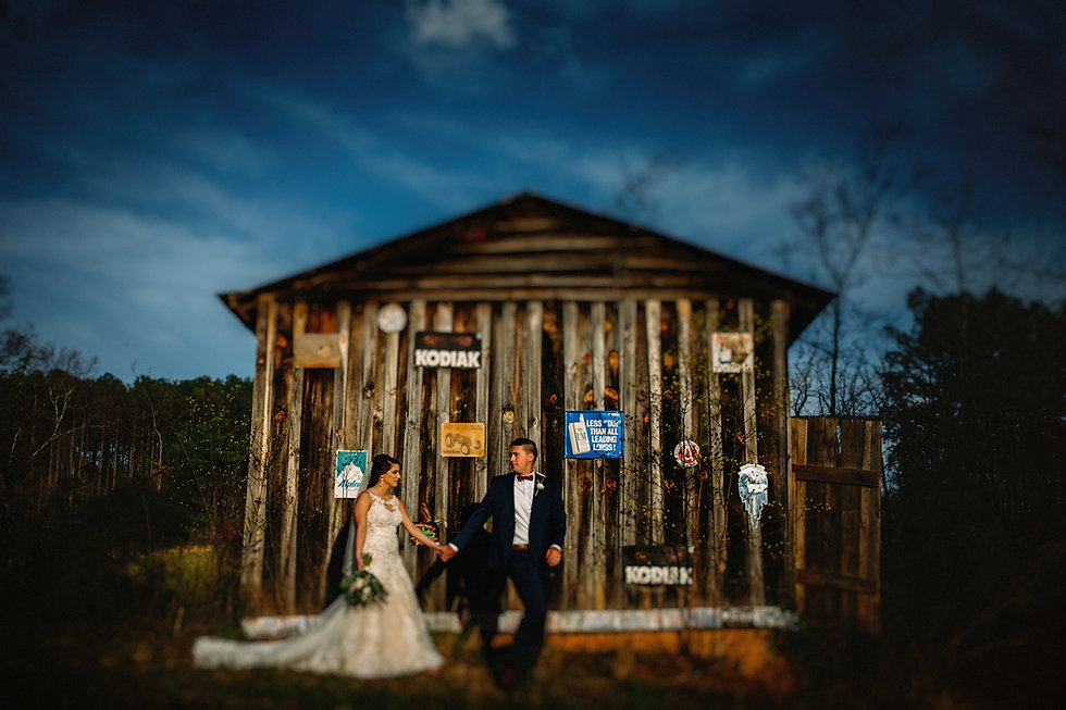 Urban Bloom Wedding Photography