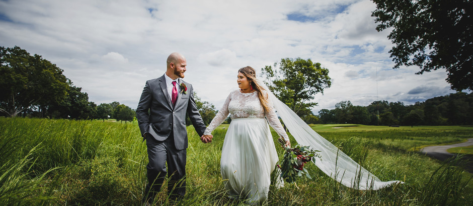 Dalton and Chelsea| Holston Hills Country Club| Knoxville, Tn
