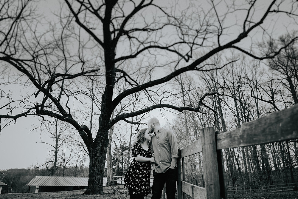 Jeremiah and Jessica Engagement| Urban Bloom Photography| 2