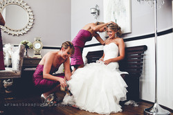 Getting Ready Photographs