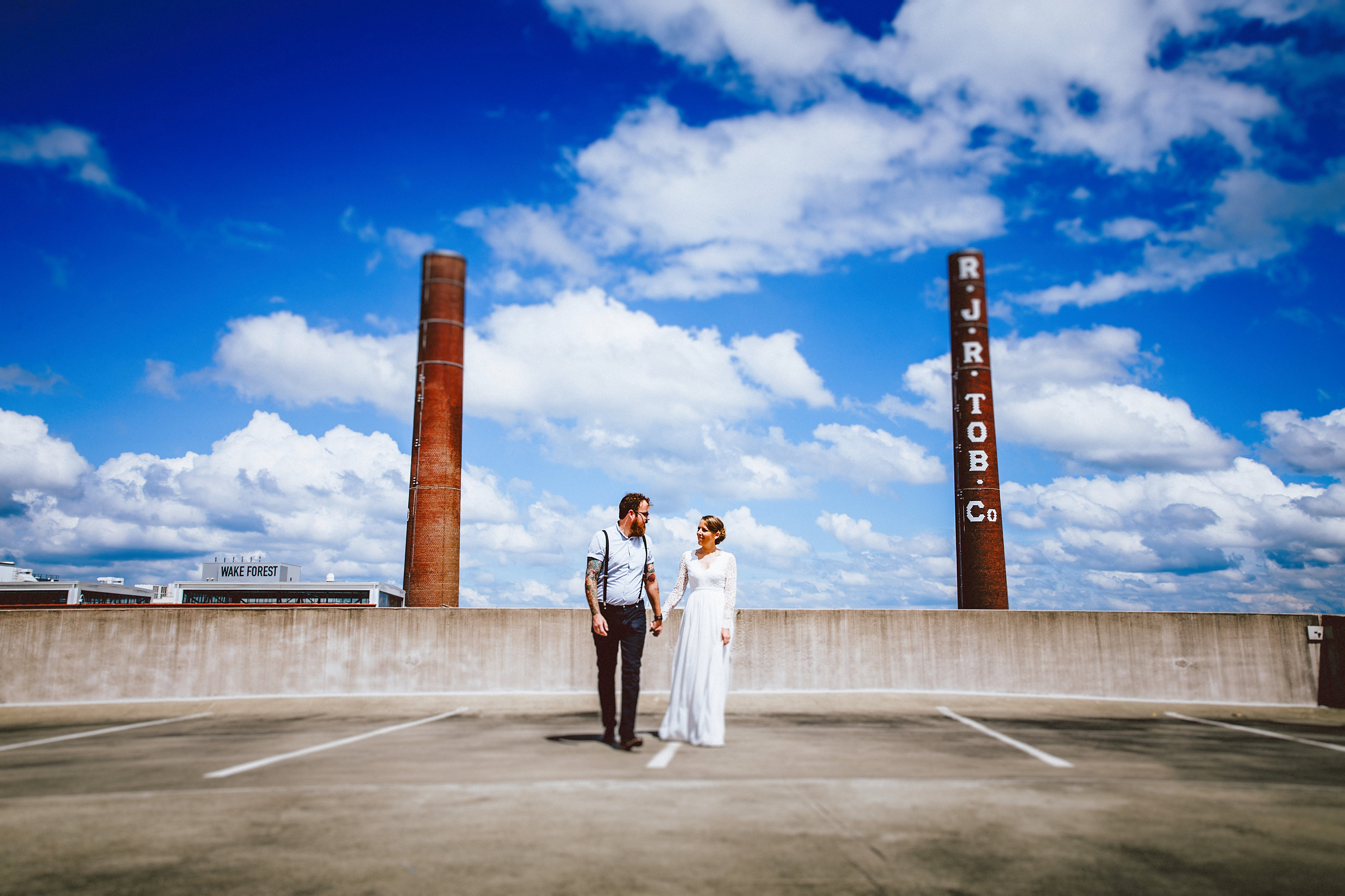 Winston-Salem Elopement Photographer