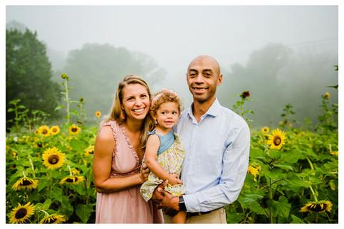 Sunflower Family Session 2