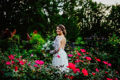 Winston Salem Bride 2