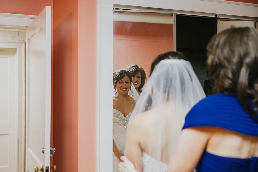 Logan and Keely Wedding| Embassy Suites at Brier Creek| Urban Bloom Photography 1