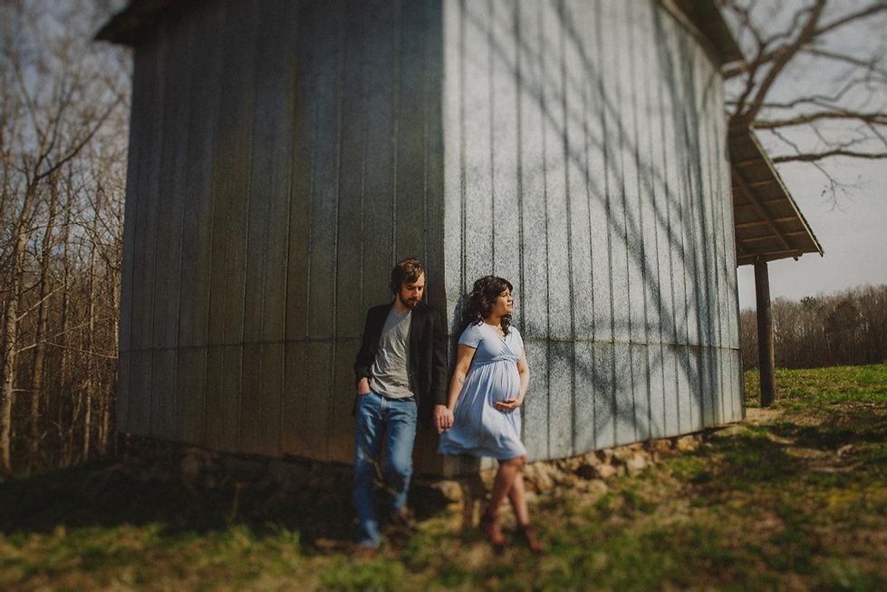 Maternity Photographers in Winston-Salem
