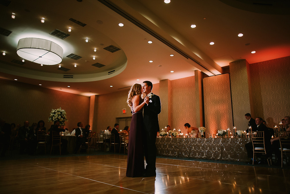 Logan and Keely Wedding| Embassy Suites at Brier Creek| Urban Bloom Photography 59