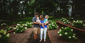 """Keep the Family Close""  Winston-Salem Family Photographers  Urban Bloom Photography  Clemmons, NC"