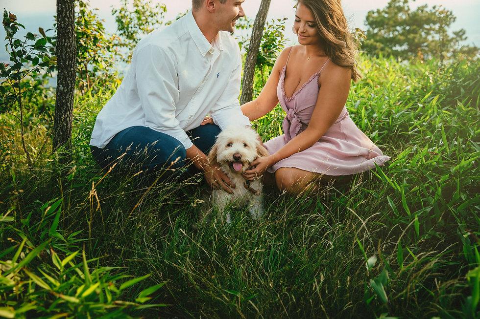 North Carolina Engagement Photographers