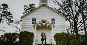 Jeremiah and Jessica Engagement| Tanglewood Park| Clemmons, North Carolina