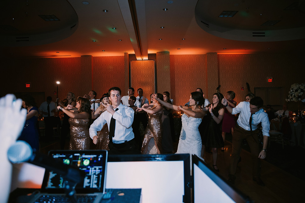 Logan and Keely Wedding| Embassy Suites at Brier Creek| Urban Bloom Photography 94