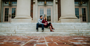 Abby and Greg  Maternity Session  Davidson, North Carolina 