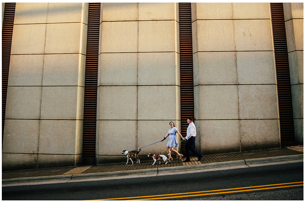 Downtown Engagement Sessions 1
