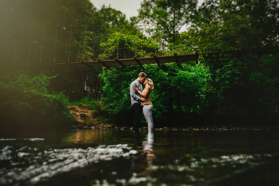 Charlotte Engagement Photographers