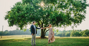 """I Do Love You""| Matt and Mara| North Carolina Engagement Photographers| Fort Mill, SC"