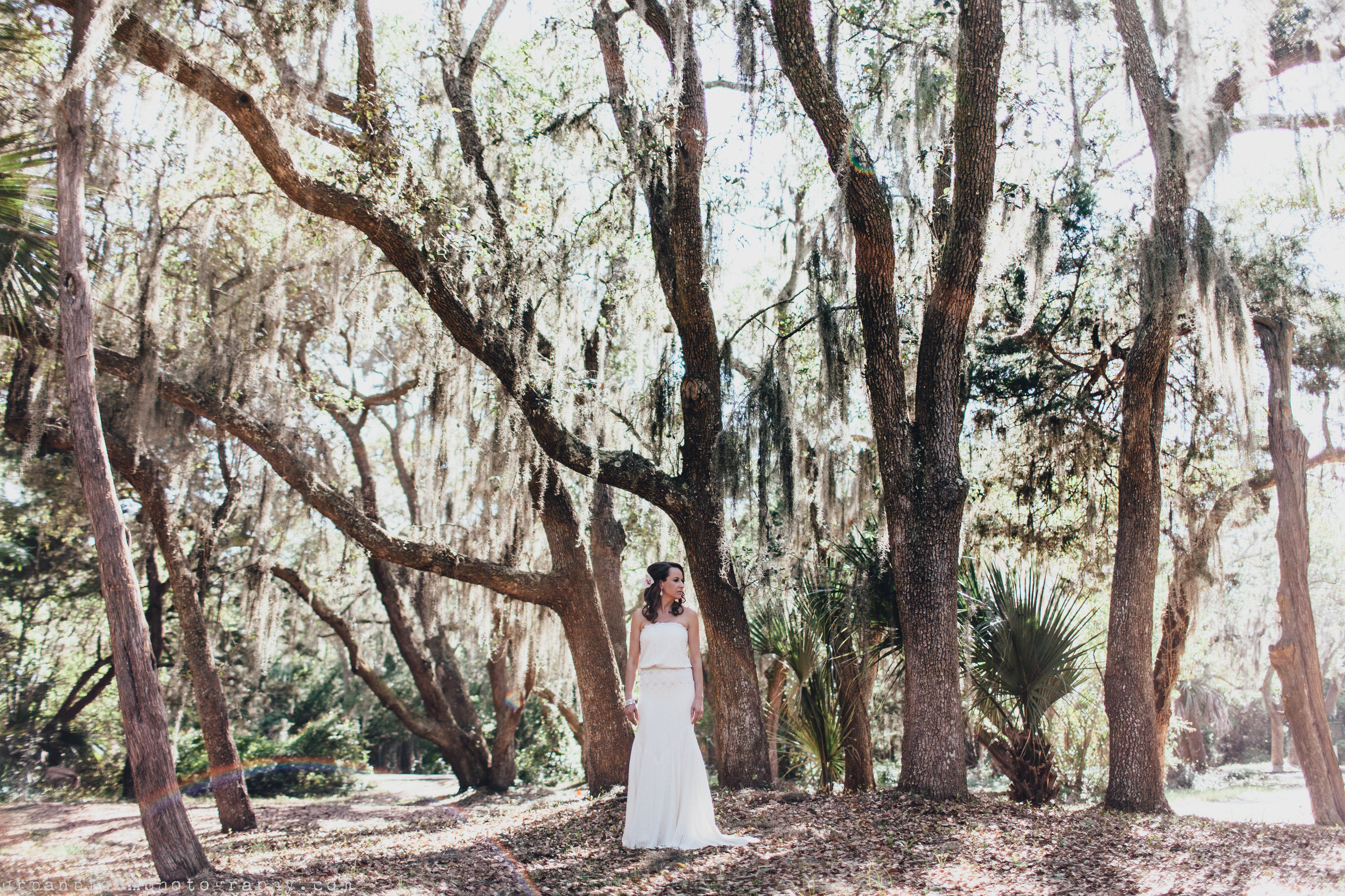 Bridal Session in South Carolina