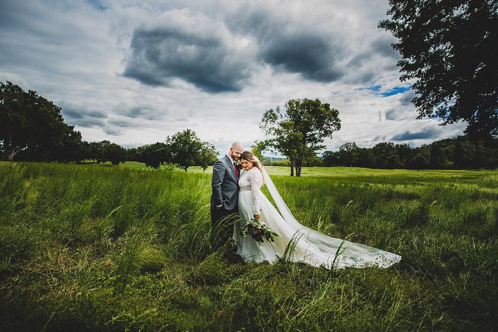 Wedding Photographers Near Winston-Salem