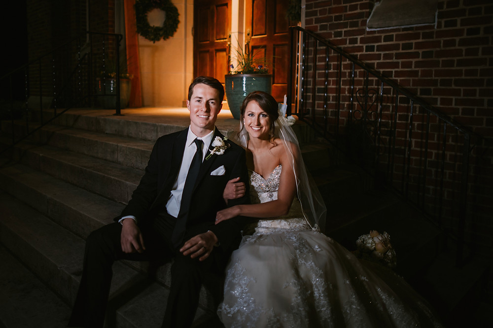 Logan and Keely Wedding| Embassy Suites at Brier Creek| Urban Bloom Photography 40