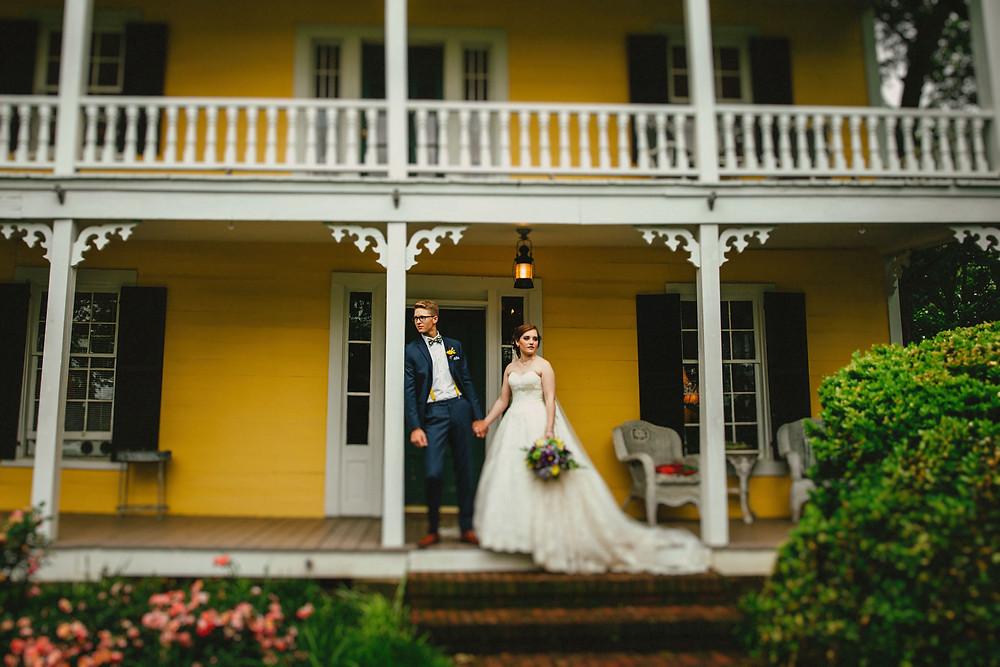 North Carolina Wedding Photographers 1