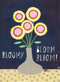 Bloomy Bloom Bloom