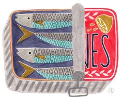 Happy Sardines