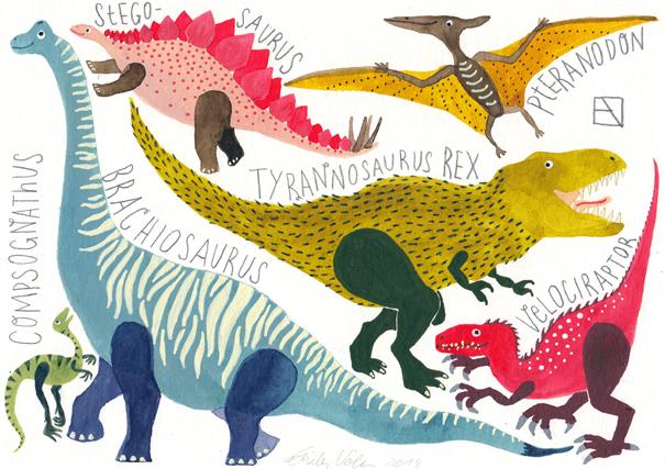 Random Dinosaurs