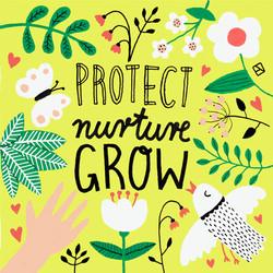 Protect Nurture Grow