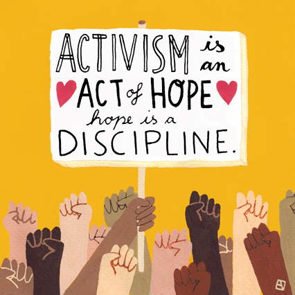 activism_is_an_Act_of_hope_web