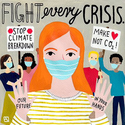 #FightEveryCrisis