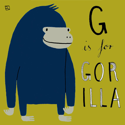 G_is_for_Gorilla_web