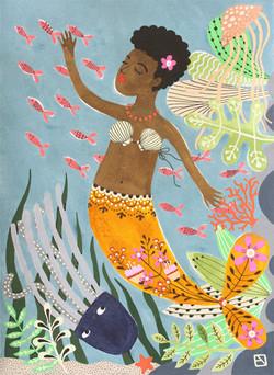 Abigail the Mermaid