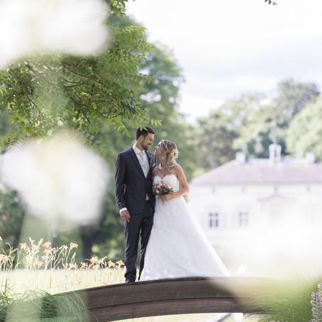 Hochzeit in den Merian Gärten, Klushof Aesch und Restaurant Bad Bubendorf