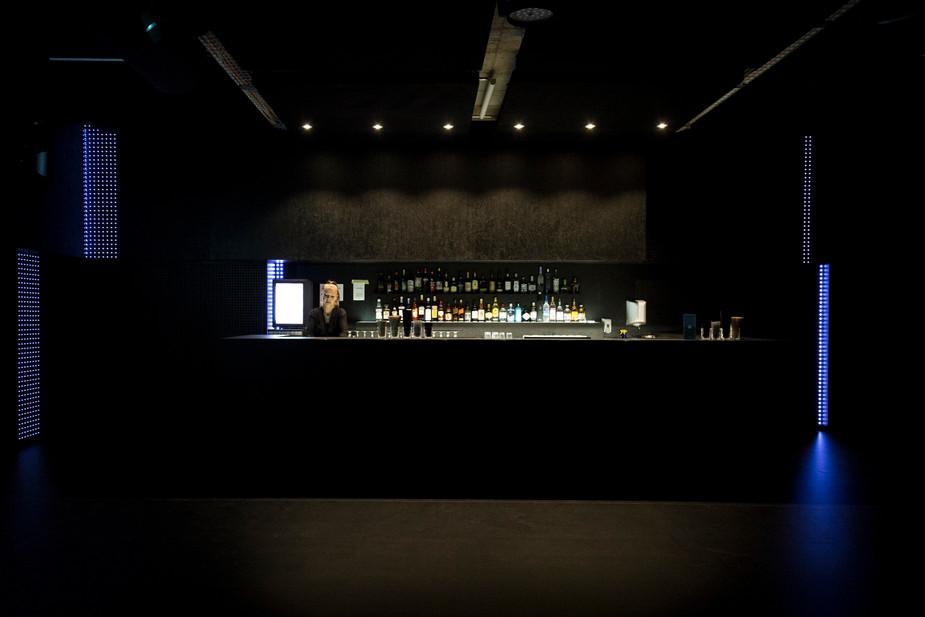 Fotograf Räume Bar Basel