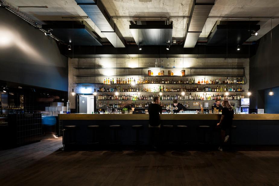 Fotograf für Räume, Bar, Lounge, Restaurant Basel
