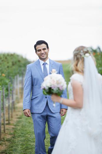 Brautpaarshooting, Hochzeitsfotograf Allschwil