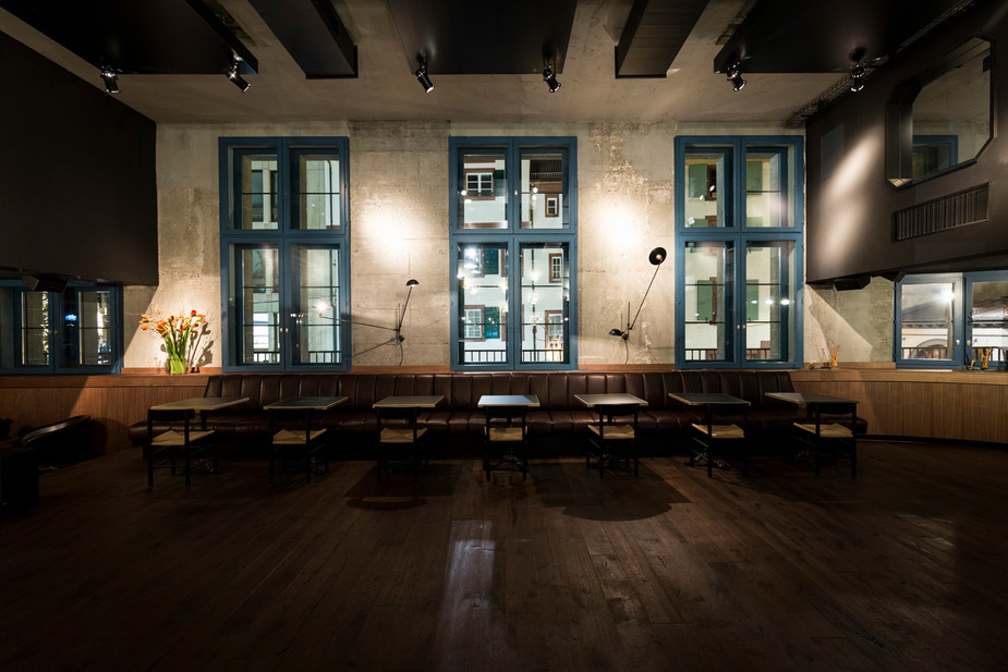Fotograf für Restaurants, Bar, Lounge Basel