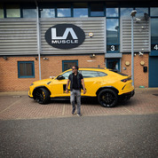 My Lamborghini Urus