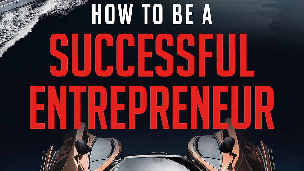 How to be a Successful Entrepreneur Ebook