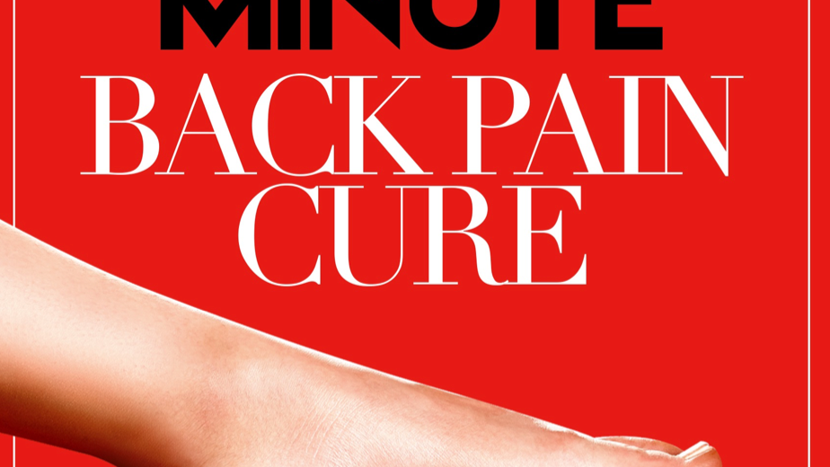 The 10 Minute Back Pain Cure Ebook