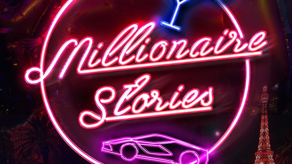 Millionaire Stories AUDIOBOOK