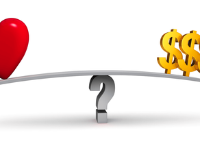 Passion vs. Financial security?