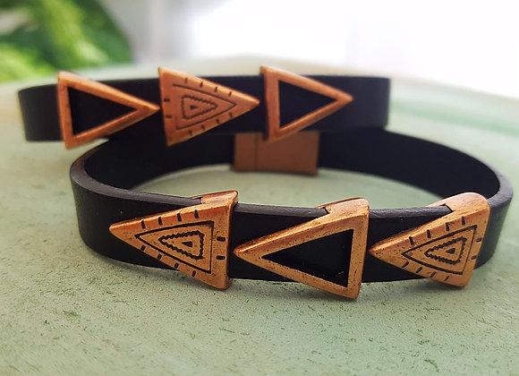 Leather Arrow