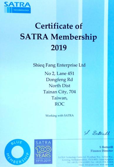 SATRA Membership