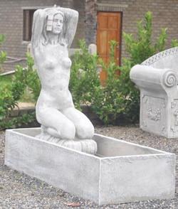 9370++Ventdam+rectangular+and+9103+Gabriella+Statue