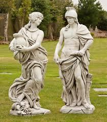 Statue Marte (318) & Venere Athena (371)