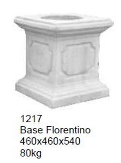 pedestal - florentino