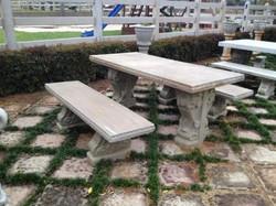 Leaf table set E/D
