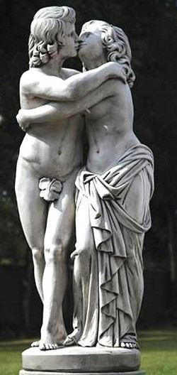 Amorini Statue no 580