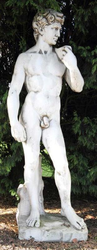 Statue David Grande no 147