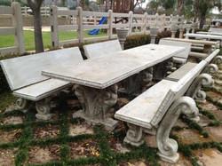 Garden Set 21piece (sit 12-16)