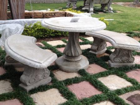 London table set 8 piece